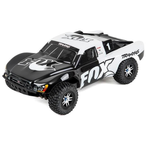 Image of TRAXXAS 1/10 SLASH 4X4 4WD TSM - FOX