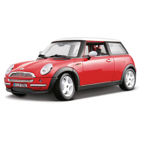 Image of BBURAGO MINI COOPER