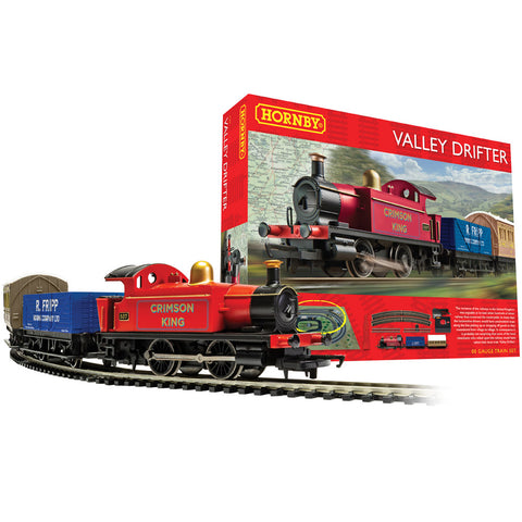 HORNBY Valley Drifter Train Set