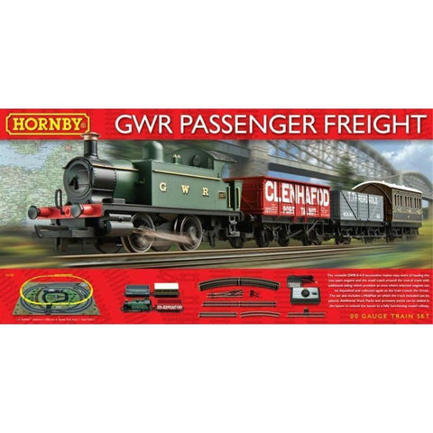 Image of HORNBY GWR PASSENGER FREIGHT