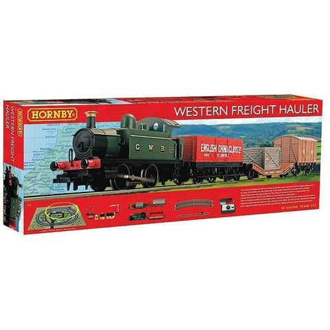 Image of HORNBY Western Freight Hauler