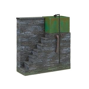 SCENECRAFT OO Narrow Gauge Slate Built Water Tower