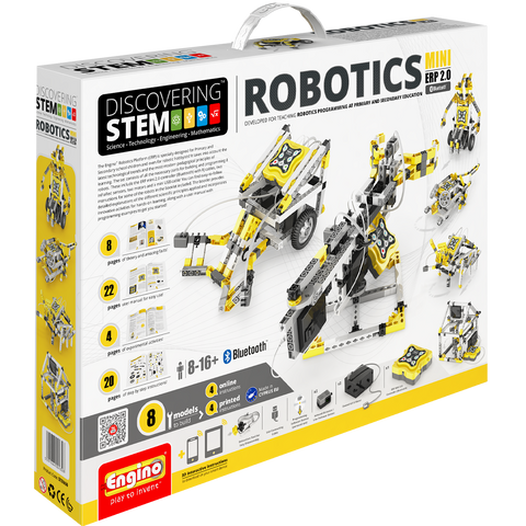 Image of ENGINO STEM Robotics Erp Mini (Incl. Sofware For Private Us