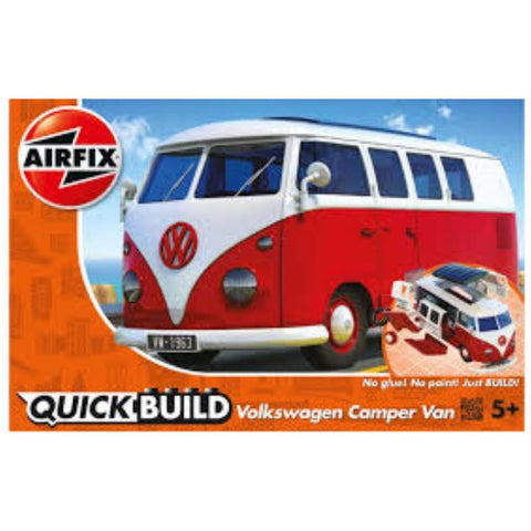AIRFIX VW CAMPER VAN - NEW TOOLING 56-J6017
