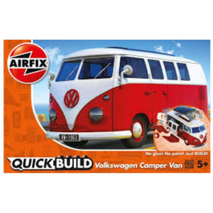 AIRFIX Quickbuild VW Camper Van - New Tooling