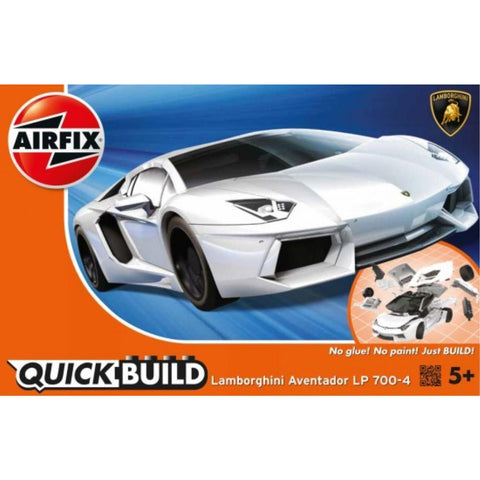 AIRFIX Lamborghini Aventador New Colour