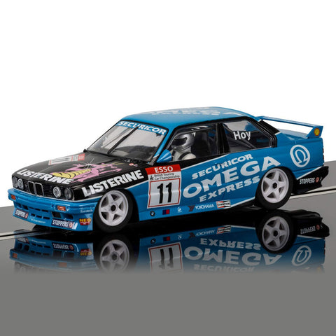 SCALEXTRIC BMW M3 E30 - Will Hoy (57-C3866)