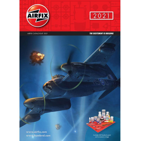 AIRFIX Catalogue 2021
