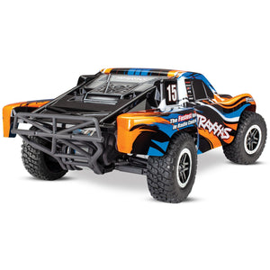 TRAXXAS 1/10 SLASH RTR w/Radio - Orange