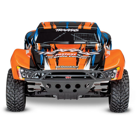 Image of TRAXXAS 1/10 SLASH RTR w/Radio - Orange