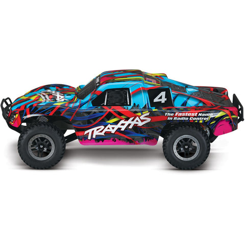 TRAXXAS 1/10 Slash RTR w/Radio - Hawaiian Edition