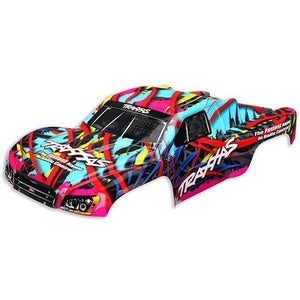 TRAXXAS BODY, SLASH 4X4, HAWAIIAN GRAPHICS (5849)