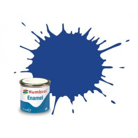BLUE MATT - HUMBROL 14ML.