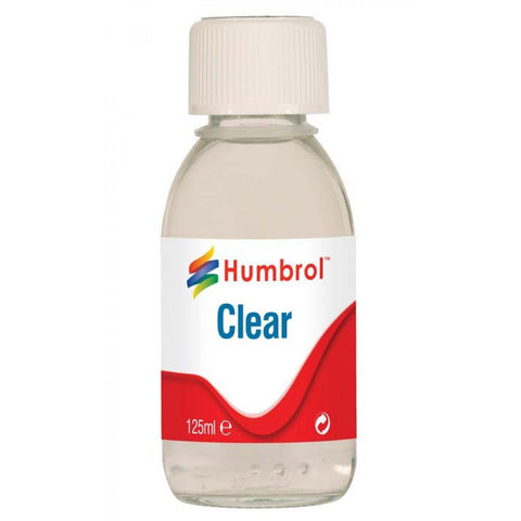 HUMBROL 7431 - Clear 125ml