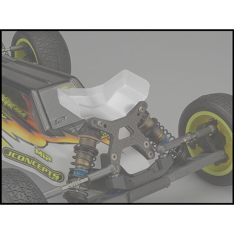 JCONCEPTS Aero Front Wing Flat Arm Narrow B6/D