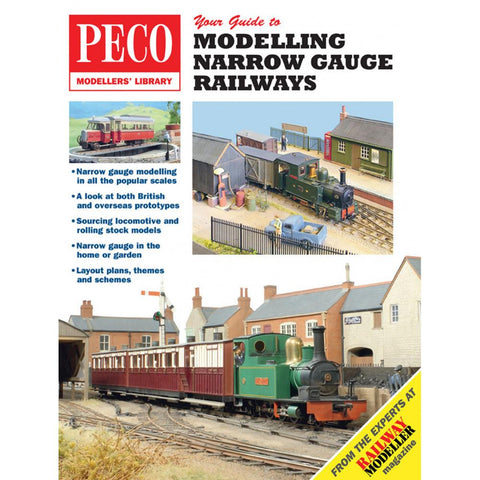 PECO YOUR GUIDE TO MODELLING NARROW GAUGE
