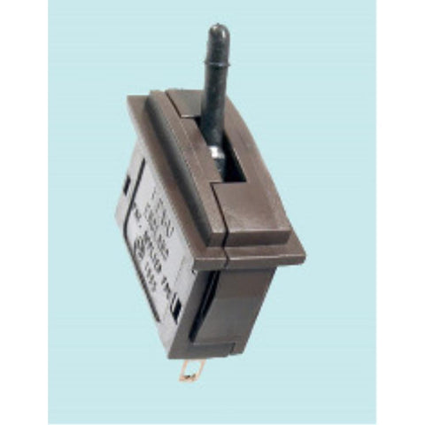 PECO Passing Contact Switch Black