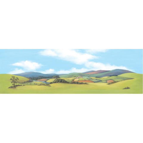 PECO Large Mountainous Landscape Backscene
