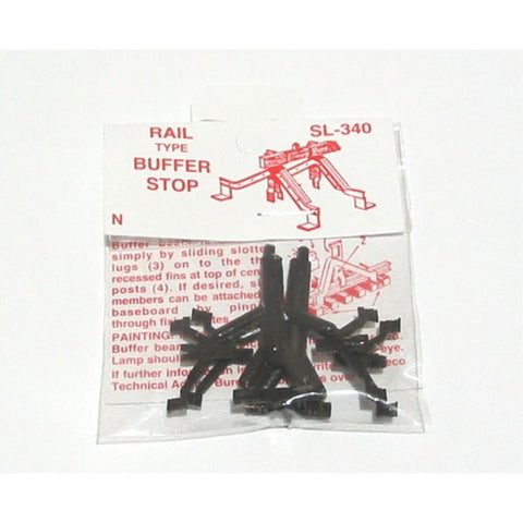 PECO N BUFFER RAIL KIT (1 Pair)