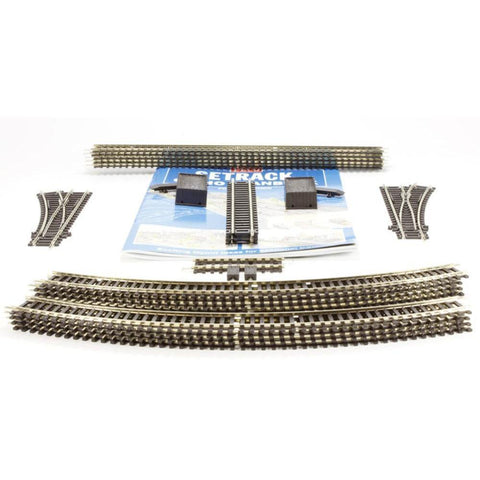 Image of PECO Starter Track Set OO/HO Scale