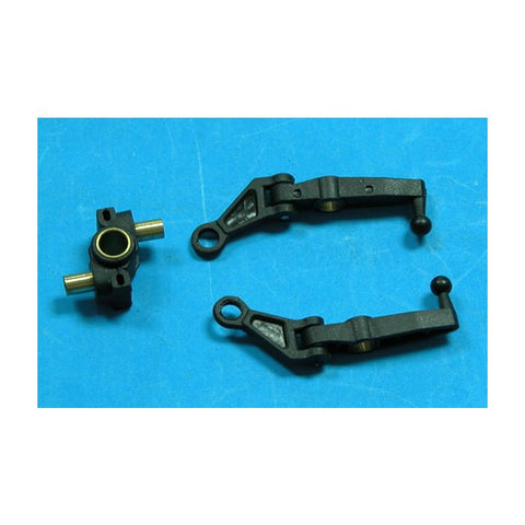 Image of 6602153 3D WASHOUT HUB/ARM SET