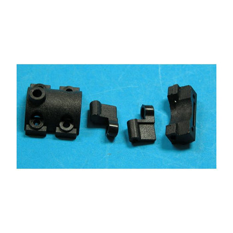 Image of 6602159 3D TAIL BOOM RETAINER SET