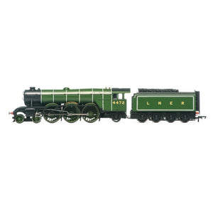 HORNBY RAILROAD LNER CLASS A1 'FLYING SCOTSMAN' WITH TTS (S