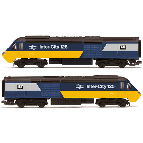 HORNBY OO BR INTERCITY, CLASS 43 HST PACK, POWER CARS W4300