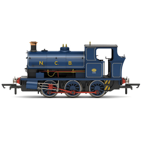 Image of HORNBY NATIONAL COAL BOARD, PECKETT B2 CLASS, 0-6-0ST, 1455