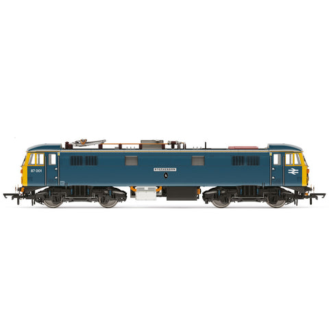 Image of HORNBY BR, CLASS 87, BO-BO, 87001 (DUAL NAMED) 'ROYAL SCOT'