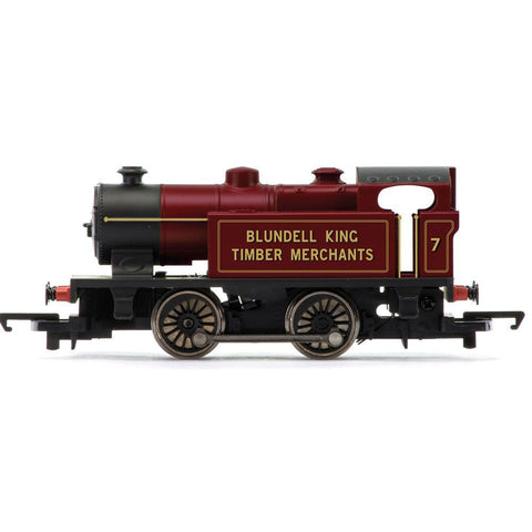 HORNBY BLUNDELL KING TIMBER MERCHANTS, TYPE D, 0-4-0T, NO.