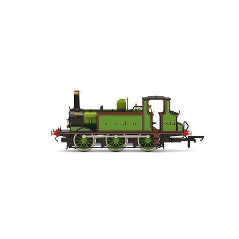 Image of HORNBY OO LSWR, 'Terrier', 0-6-0T, 735 - Era 2