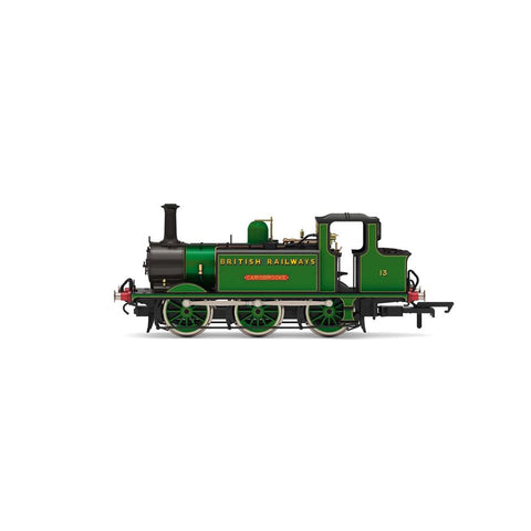 HORNBY OO Transitional BR, 'Terrier', 0-6-0T, 13 'Carisbroo