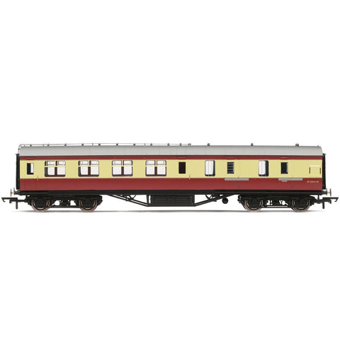 Image of HORNBY OO BR, PERIOD III CORRIDOR BRAKE THIRD, M5914M - ERA