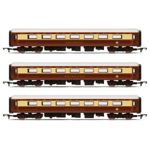 Image of HORNBY OO NORTHERN BELLE COACH PACK