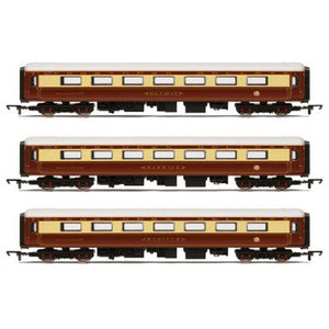 HORNBY OO NORTHERN BELLE COACH PACK