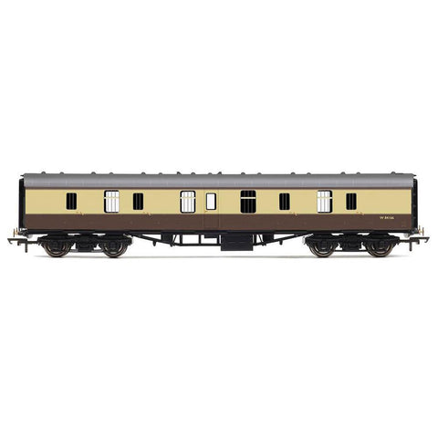 Image of HORNBY OO BR C/CREAM MK1 PARCELS COACH