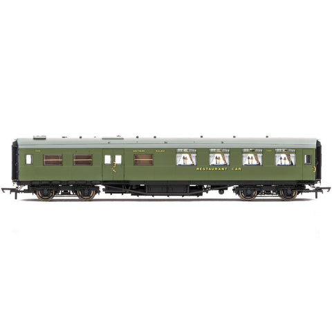 Image of HORNBY OO SR, MAUNSELL KITCHEN/DINING FIRST, 7865 - ERA 3 (