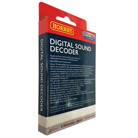 Image of HORNBY TTS Sound Decoder - Princess Royal Class OO