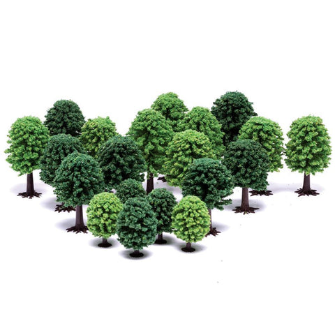 HORNBY Hobby' Deciduous Trees