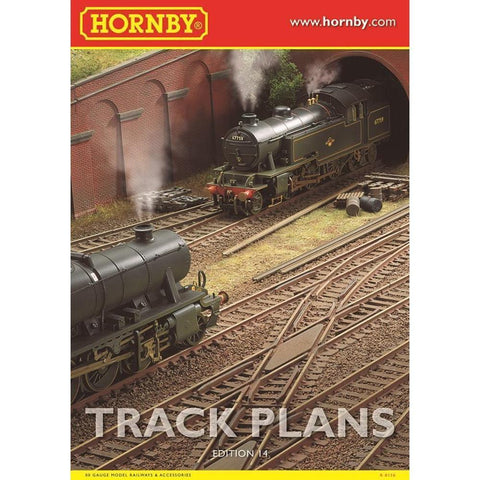 HORNBY Track Plan Book (69-R8156)