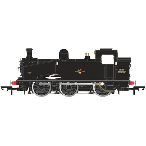 HORNBY OO BR 0-6-0T 'DEPARTMENTAL NO.14' J50 CLASS - LATE B