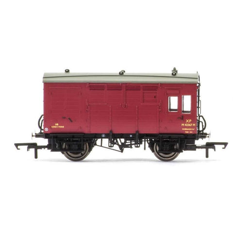 HORNBY BR (EX-LMS) HORSE BOX