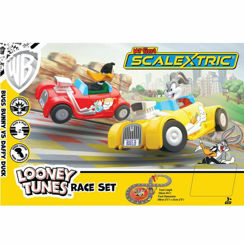 MICRO SCALEXTRIC MY FIRST SCALEXTRIC LOONEY TUNES (MAINS PO