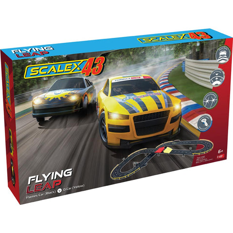 SCALEXTRIC 1/43 SCALEX43 Flying Leap