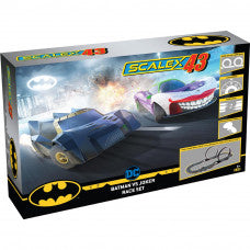 SCALEXTRIC 1/43 SCALEX43 BATMAN V JOKER