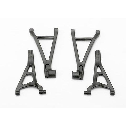 Image of TRAXXAS SUSPENSION ARM SET FRONT (7131)
