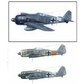 EDUARD Weekend Edition for 1/72 Fw 190A-8/R2