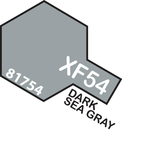 Image of TAMIYA Acrylic XF-54 DARK SEA GREY