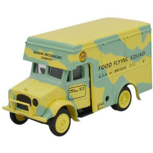 OXFORD 1/76 Food Flying Squad Bedford OX 30cwt Van